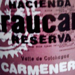 Araucano-Carmenere