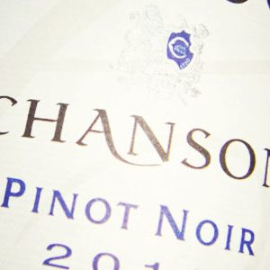 Chanson-Bourgogne-Pinot-Noir