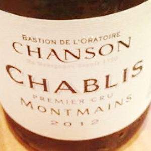 Chanson-Chablis-1er-Cru-Montmains