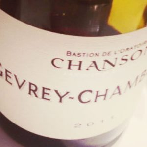 Chanson-Gevrey-Chambertin