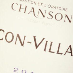 Chanson-Macon-Villages