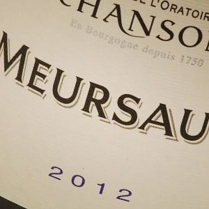 Chanson-Meursault