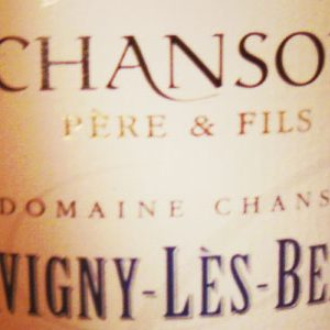 Chanson-Savigny-les-Beaune