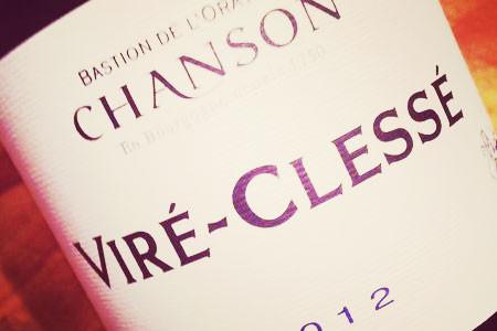 Chanson-Viré-Clessé