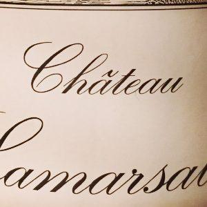 Chateau-Lamarsalle