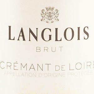 Langlois-Chateau-Brut-Cremant-De-Loire-Label