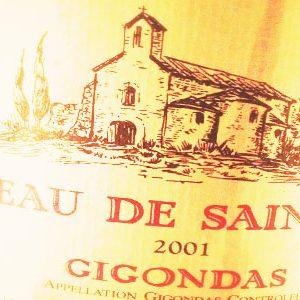 Saint-Cosme-Gigondas