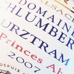 Schlumberger-Gewurztraminer